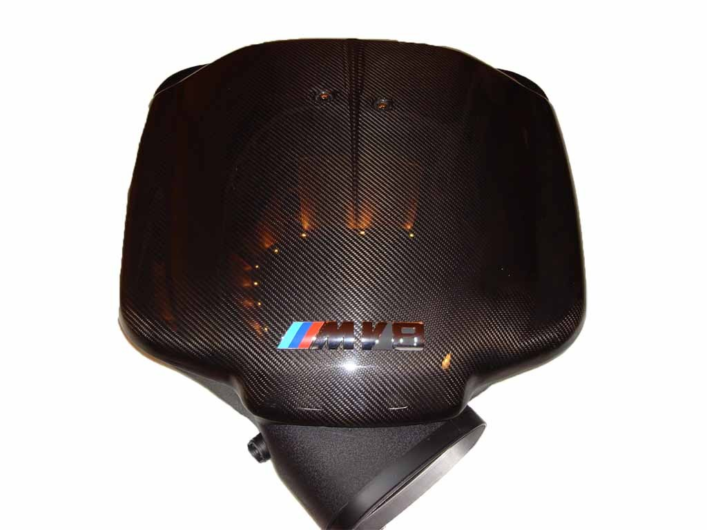BMW S65 Carbon Airbox