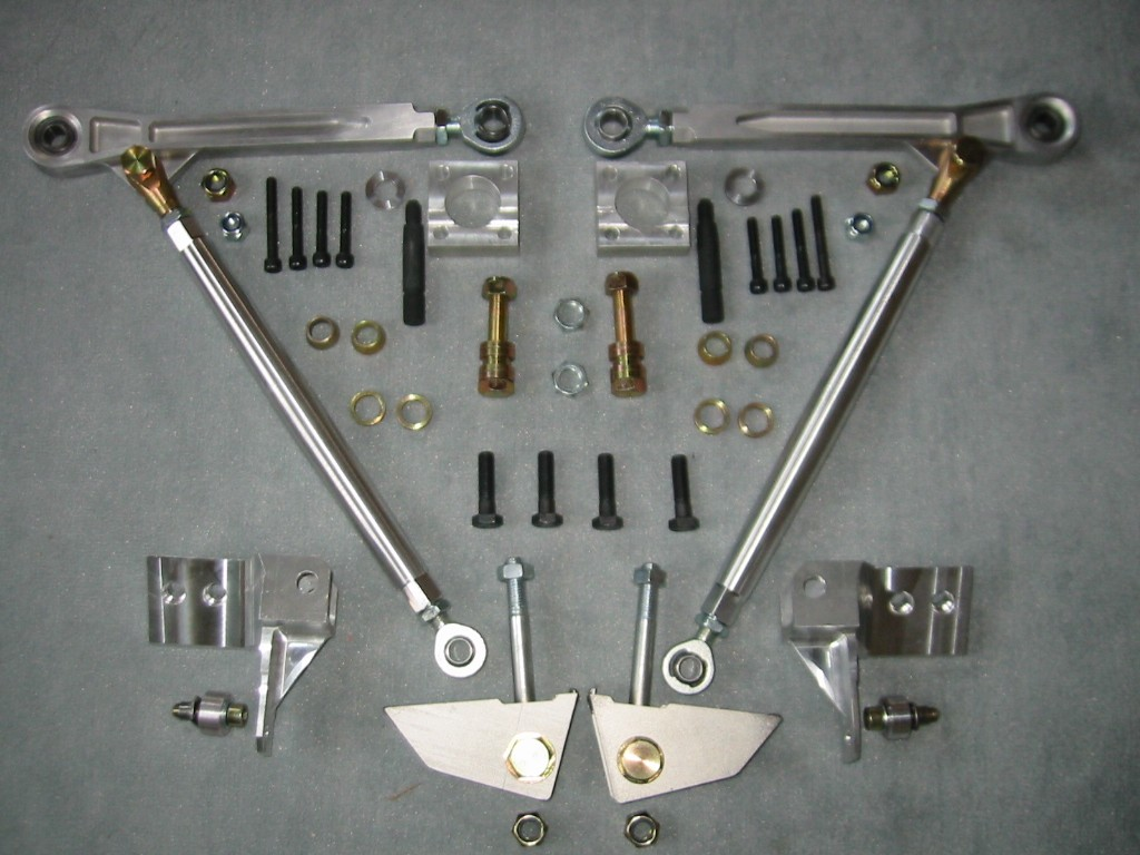 DTM front suspension E30 / E36