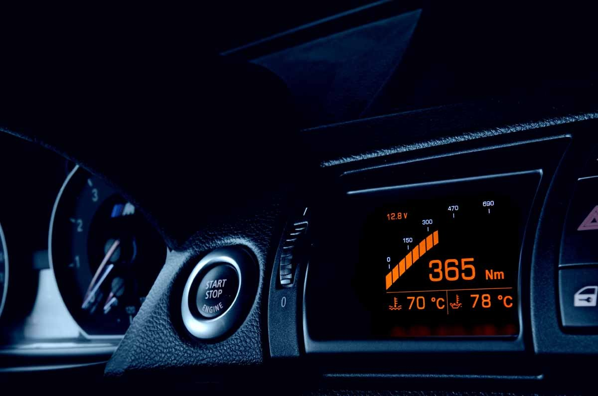 Display for BMW 1 series