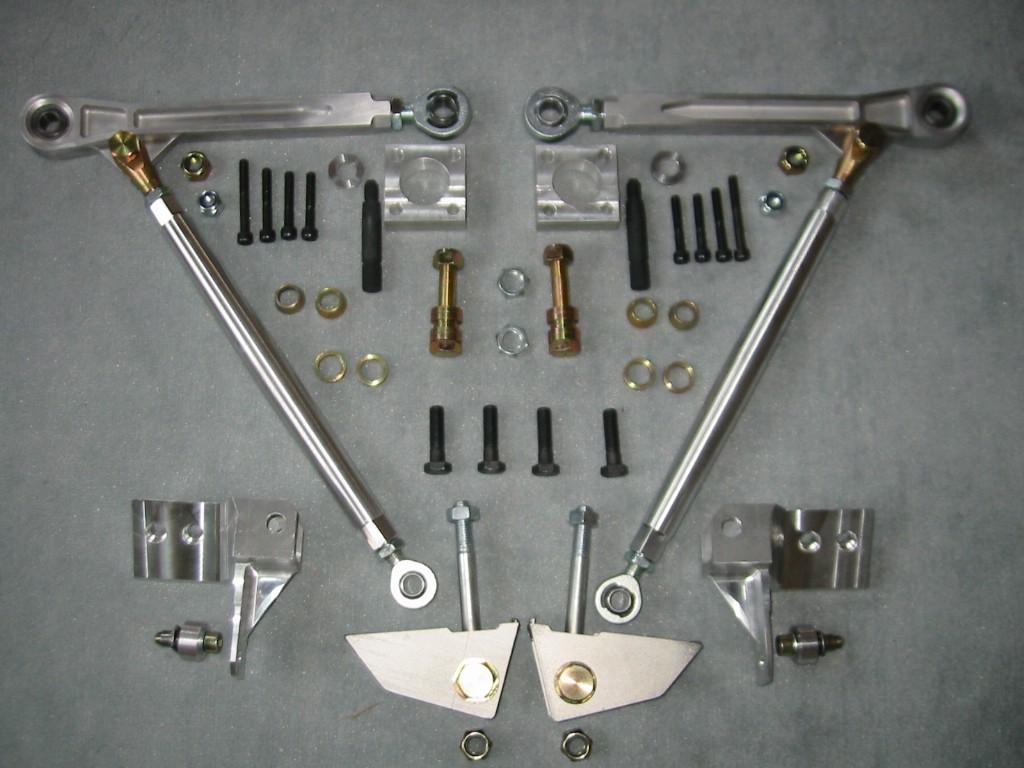 DTM front suspension E30 / E36